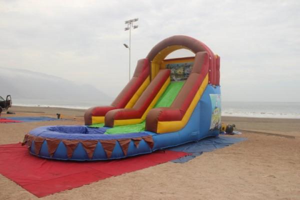 Acuatico Bob Esponja Productos Mundo De Juegos Arriendo